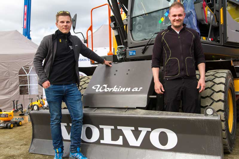 Volvo SmartDok Workinn AS