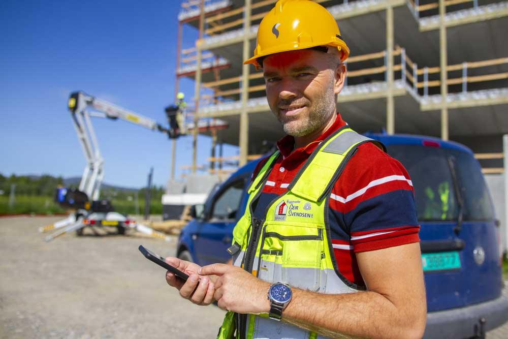 SmartDok är det enklaste sättet att få en översikt på projekten.