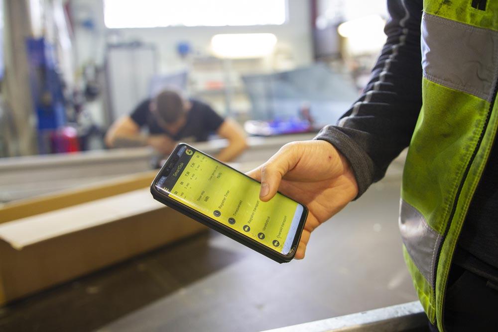 SmartDok app mobil