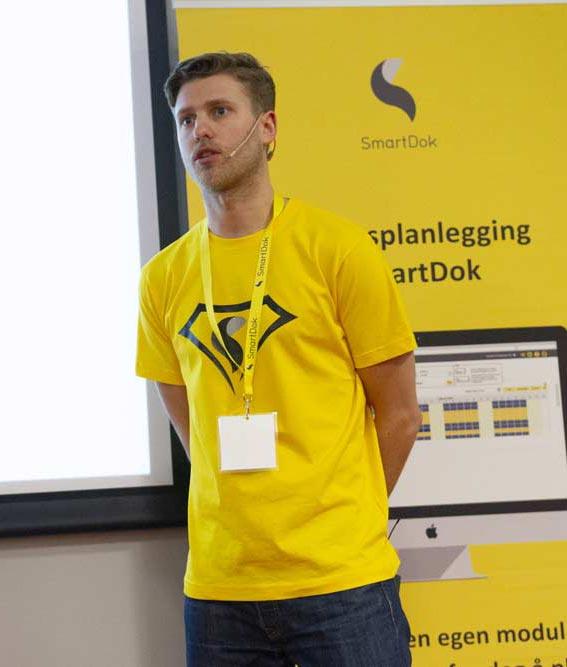 SmartDok Anders Josefsson app