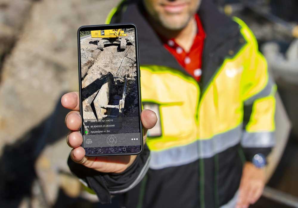 SmartDok app - digitale