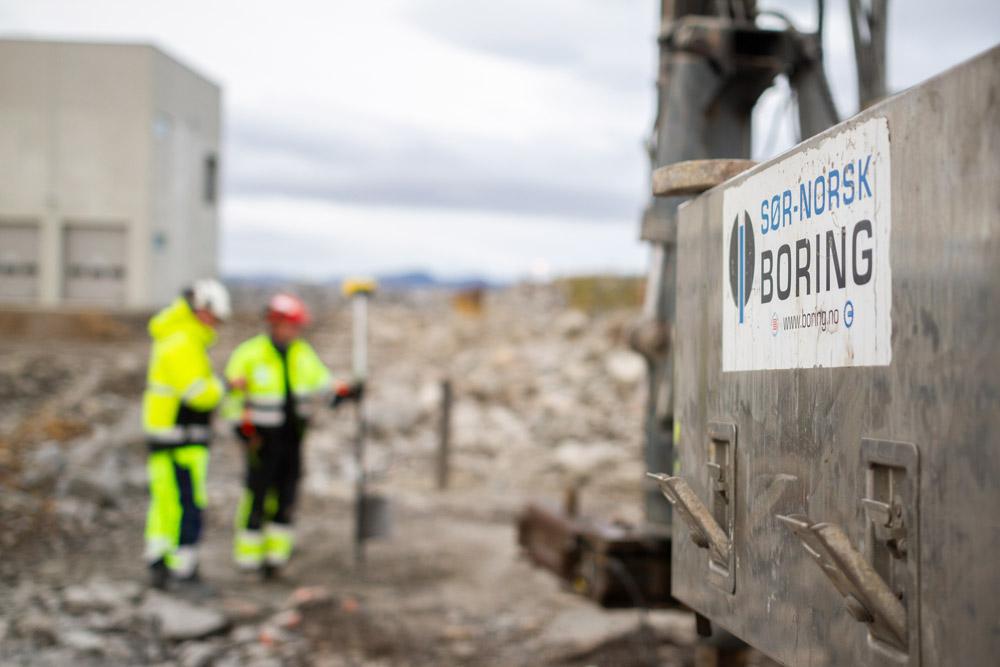 Sør-Norsk Boring Hammerfest sykehus